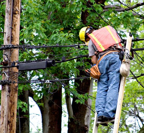 Electric Line Maintenance
