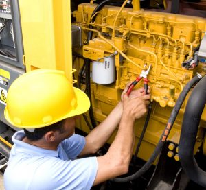 Motor Control System Installation